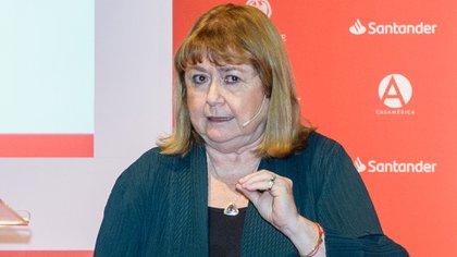 Susana Malcorra criticó la posición adoptada por el gobierno que integró al principio de la gestión de Mauricio Macri