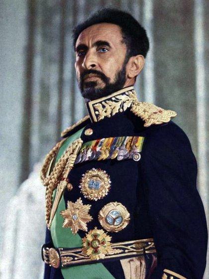 Haile Selassie I fue emperador de Etiopía de 1930 a 1974 (Foto del Archivo de Historia Universal/Shutterstock)