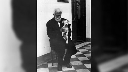 Fue secretario de la Sociedad Argentina Protectora de los Animales fundada por el mismo en 1879