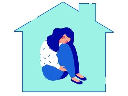 En la Ciudad de Buenos Aires, el 20,3% de los hogares con población de esa franja etaria presentan situaciones de hacinamiento (Shutterstock)