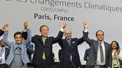 En diciembre de 2015, 195 países firmaron un tratado de compromiso ambiental conocido como Acuerdo de París