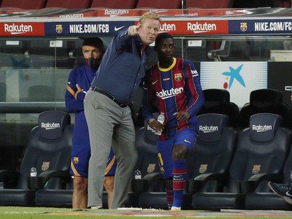 Koeman no tendrá entres sus prioridades a Puig (Foto: Reuters)