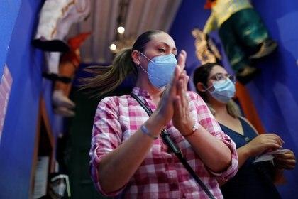 Hasta ahora no se ha confirmado ningún caso de reinfección de coronavirus en México  (Foto: REUTERS/Carlos Jasso)