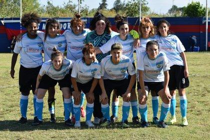 """Las Villanas"" debutaron en 2019 en la Primera C de AFA (Marcelinho Witteczeck)"