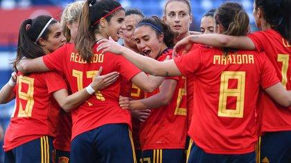 México vs España: así fueron los tres goles de la derrota del equipo de Mónica Vergara