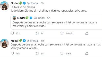 Los mensajes de Christian Nodal