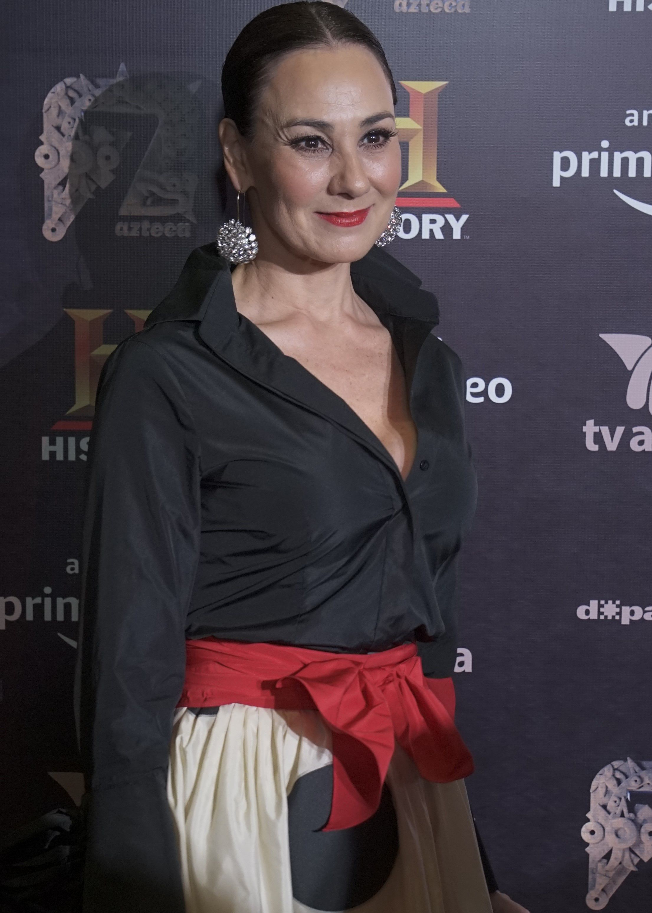 Mónica Garza es muy querida por Pati Chapoy (Foto: Steve Allen)
