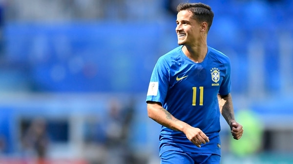 Philippe Coutinho (AFP)