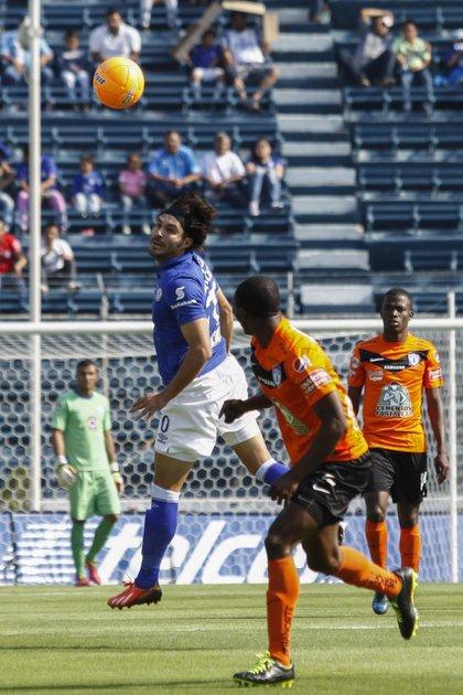 El ex jugador Ismael Valadez ahora es el vocero de la AMFpro (Foto: Rodolfo Angulo/ Cuartoscuro)