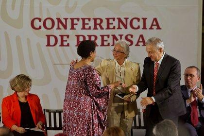Olga Sánchez Cordero es la encargada de coordinar la política interior de México, a través de la Secretaría de Gobernación (Foto: Cuartoscuro)