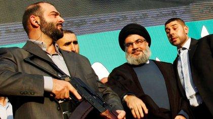 Sayyed Hassan Nasrallah, el líder de Hezbollah (REUTERS/Sharif Karim/File Photo)