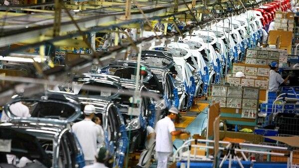 La producción industrial creció en China un 6,2%, por debajo del 6,3% esperado y del 6,6% de septiembre (Reuters)