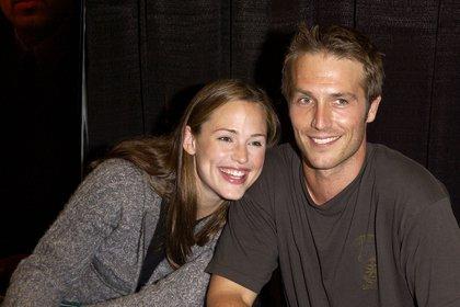 """Jennifer Garner y Michael Vartan se enamoraron el set de la serie """"Alias"""" (Shutterstock)"""