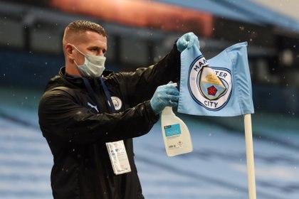 La Premier League se reanudó en medio de la pandemia por COVID-19