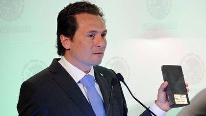 Emilio Lozoya Austin, director de Petroleos Mexicanos (Pemex), también apuntó un caso de corrupción en dirección a EPN (FOTO: EMILIANO RUVAL / CUARTOSCURO)