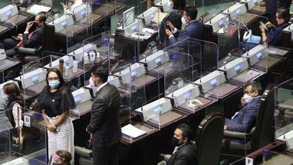 La Cámara de Diputados volverá a intentar elegir una nueva Mesa Directiva el 5 de septiembre (Foto: Moisés Pablo/ Cuartoscuro)