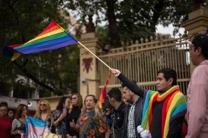 Es la primera vez que se obtiene un auto de vinculación por el crimen cometido en contra de una mujer transgénero desde que se tipificó el feminicidio en la entidad federativa mexicana de Hidalgo el 1 de abril del 2013 (Foto: Adolfo Vladimir/Cuartoscuro.com)