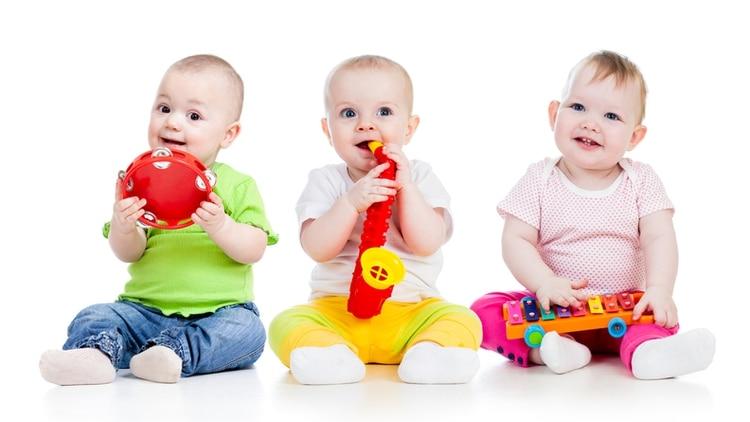16d952b98 Veinte actividades esenciales para estimular a los bebés de 0 a 3 ...
