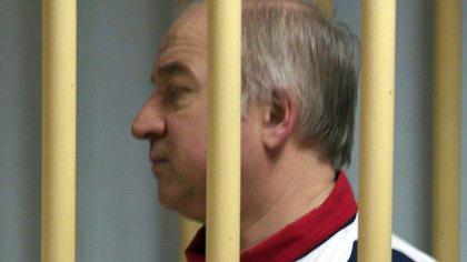 El espía ruso Sergei Skripal (AP)