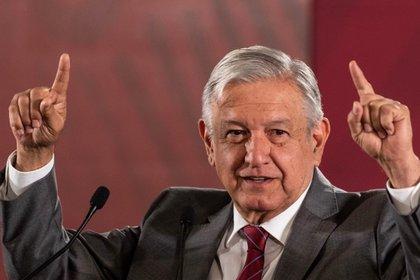 López Obrador dará su Primer Informe de Gobierno este 1º de septiembre en medio de una ola de violencia (Foto: Cuartoscuro)