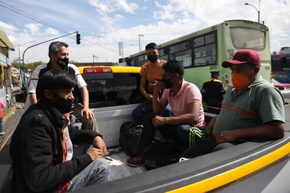 the leader of the Metro Workers' Union, Fernando Espino, had assured that the routes could take five months to reopen. (Photo: EFE)