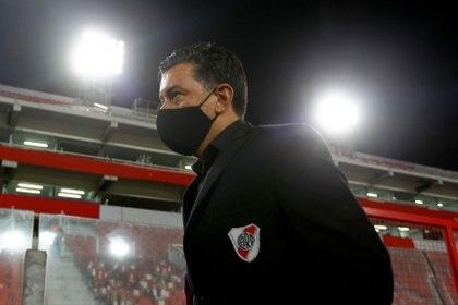 Marcelo Gallardo volverá a salir a la cancha (Reuters)