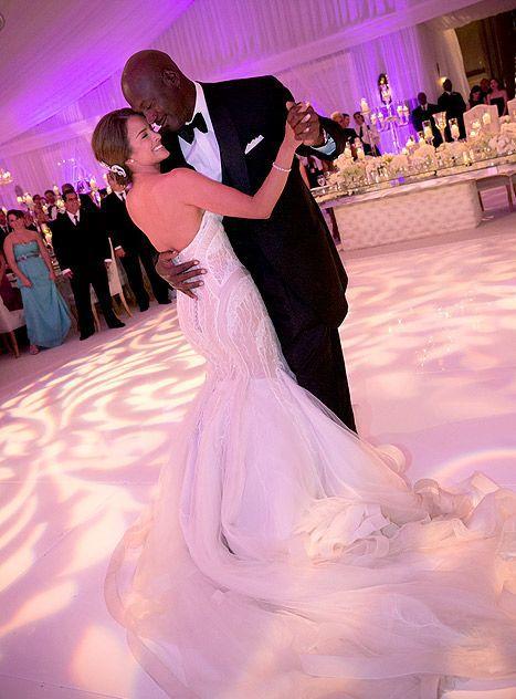 Jordan se casó por segunda vez en 2013