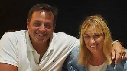 Karin Cohen y Mauro Venaglio están juntos hace más de 17 años y son padres de Isabella y Brianna (Foto: Instagram @mauro.venagli)
