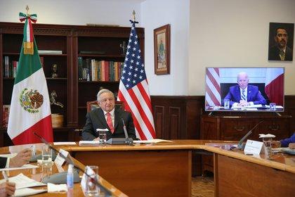 Los presidentes Andrés Manuel López Obrador y Joe Biden (Foto: REUTERS/Presidencia de México)