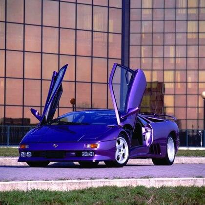 El Diablo SE30, de 1994, una edición limitada de 150 ejemplares por el aniversario de la marca.