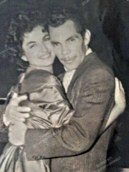 Araceli Julián de Valdés, la segunda esposa de don Ramón (Foto: Instagram)