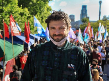 El grupo que llevó a cabo la usurpación responde a Juan Grabois (NA)