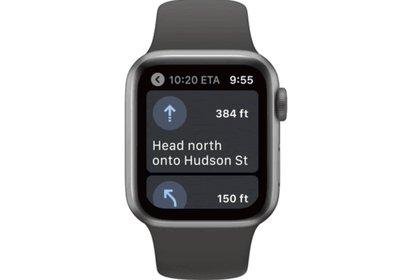 Google Maps vuelve al Apple Watch y mejora su integración con CarPlay