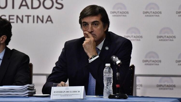 Esteban Bullrich, senador (foto: Adrian Escandar)