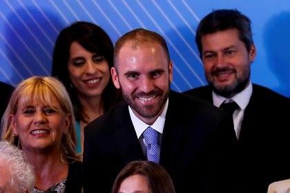 El nuevo ministro de Economía, Martín Guzmán. REUTERS/Agustin Marcarian