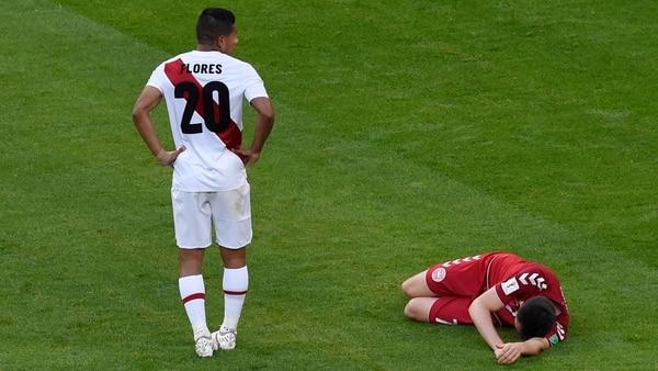 La dura lesión de William Kvist, que lo dejó sin Mundial de Rusia (AFP)