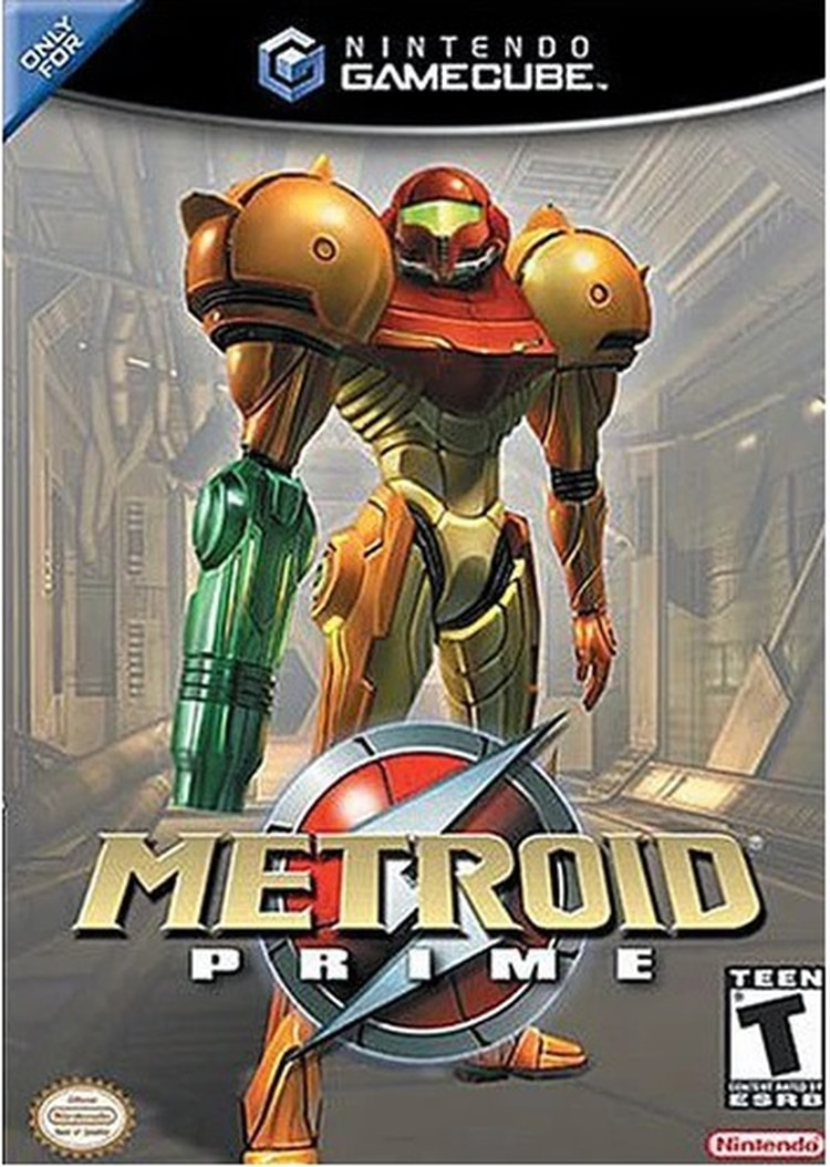 Metroid Prime es una trilogía, que comenzó con la primera edición en 2002.