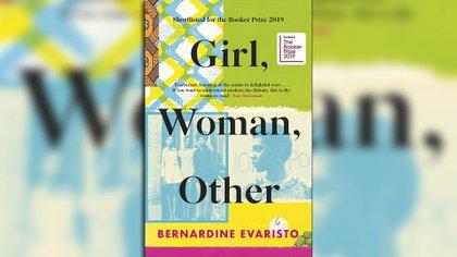 Libro de Bernardine Evaristo