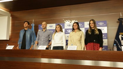 Un grupo de médicos argentinos que residía en el exterior decidió volver al país para trabajar mientras dure la emergencia (Foto: Matias Arbotto)