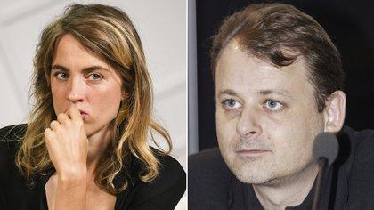 El cineasta francés Christophe Ruggia fue detenido tras ser denunciado por la actriz Adele Haenel por acoso sexual (Photo by Francois Guillot / AFP)