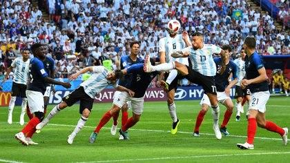 Tagliafico aseguró que en el Mundial de Rusia hubo varias dudas dentro del equipo comandado por Sampaoli  REUTERS/Dylan Martinez