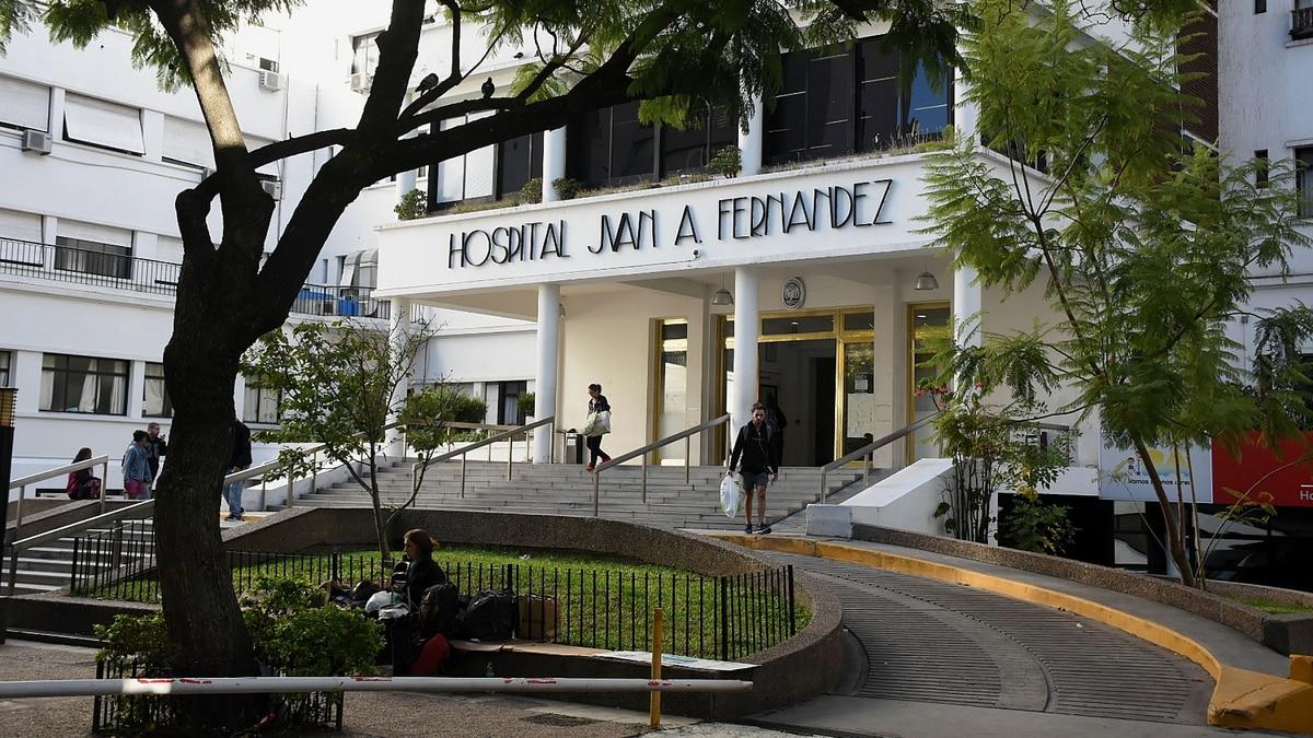 Hospital Fernández: un médico residente del servicio de anestesiología se contagió coronavirus y hay otros 18 profesionales aislados - Infobae