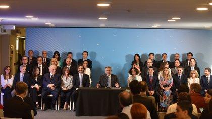 Los ministros y secretarios de Estado del Gabinete de Alberto Fernández (Franco Fafasuli)