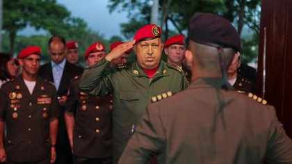Desde que Chávez llegó al poder, la FANB fue permisiva con la guerrilla en Venezuela