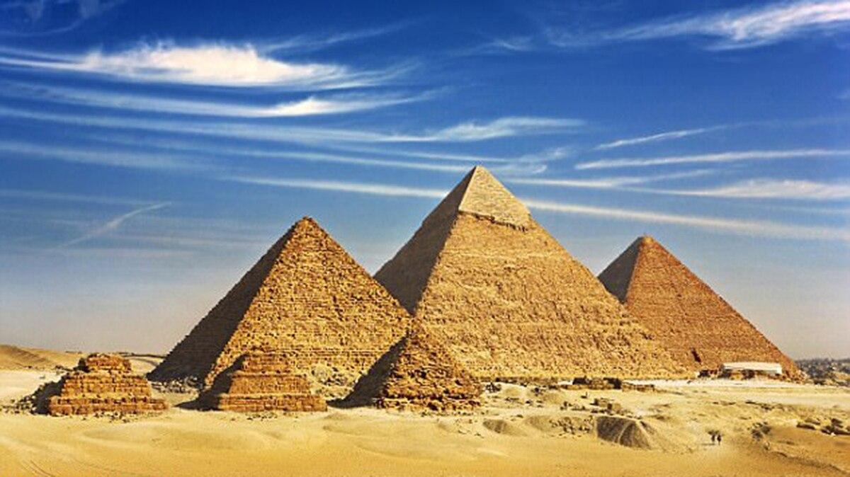 """Descubren una cavidad del tamaño de """"un avión de 200 plazas"""" en la Gran Pirámide de Keops"""