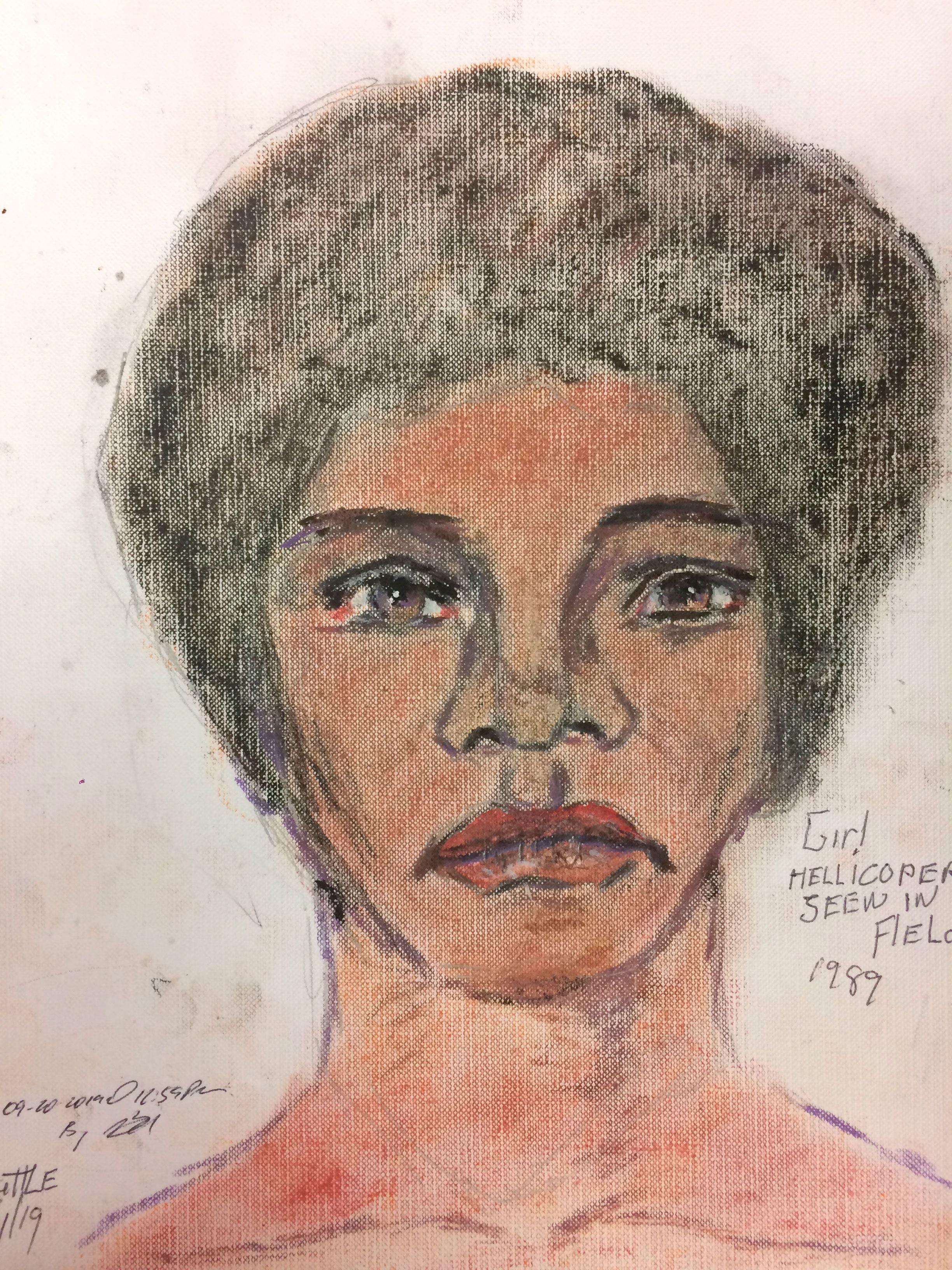 Asesinada en 1992 o 1993 (FBI)