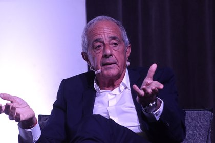 Rodolfo D'Onofrio, presidente de River (Nicolás Stulberg)