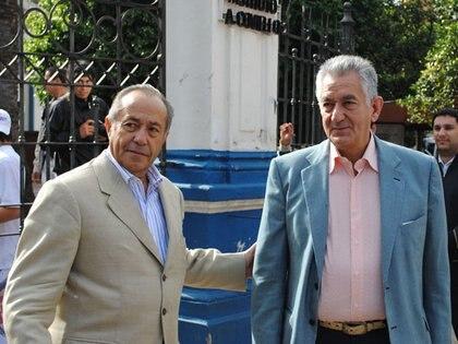 La cantante no aclaró si fue Adolfo o Alberto Rodriguez Saá quién le hizo la propuesta (Foto: DyN)