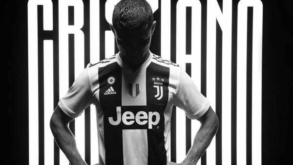 El portugués fichó por la Juventus en agosto