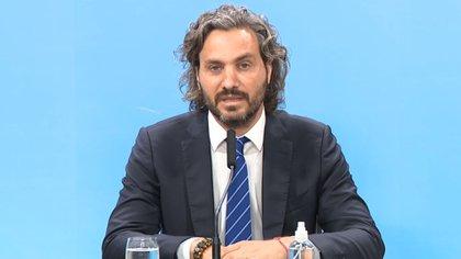 Santiago Cafiero, jefe de Gabinete